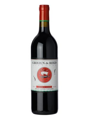 GREEN&RED CHILES CANYON ZINfANDEL 750mL