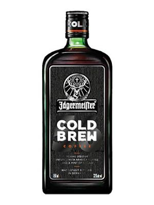 JAGERMEISTER COLD BREW COFFEE LIQUEUR 750mL