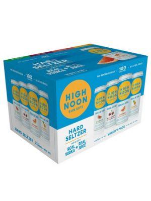HIGH NOON SUN SIPS HARD SELTZER VARIETY 12PK CANS