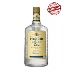 SEAGRAM'S EXTRA DRY GIN 1.75L