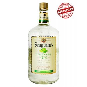 SEAGRAM'S LIME TWIST GIN 1.75L