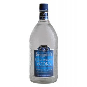 SEAGRAM'S EXTRA SMOOTH VODKA 1.75L