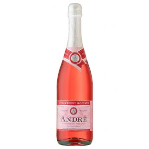ANDRÉ STRAWBERRY MOSCATO 750mL