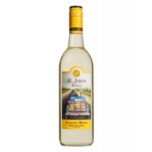ST. JAMES COUNTRY WHITE 750mL