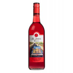 ST. JAMES COUNTRY RED 750mL