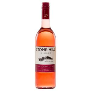 STONE HILL ROSE MONTAIGNE 750mL