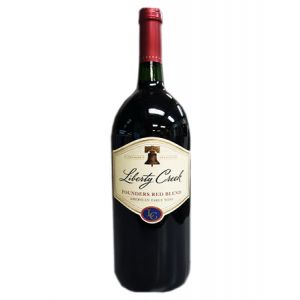 LIBERTY CREEK FOUNDERS RED BLEND 1.5L