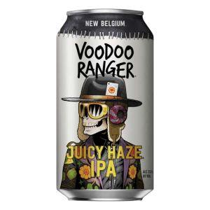 NEW BELGIUM VOODOO RANGER JUICY HAZE IPA 6PK CANS