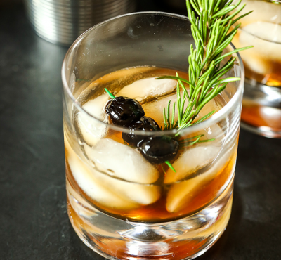 Holiday Old Fashioned