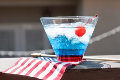 Patriotic Cocktail